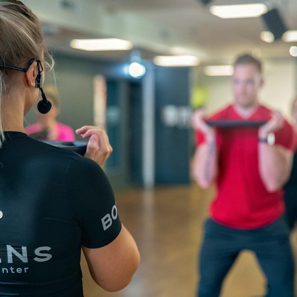 Kondisjon og styrke - Gruppetimer hos Myrens Treningssenter Torshov