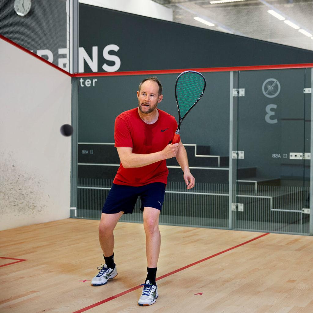 Squash hos Myrens Treningssenter Torshov