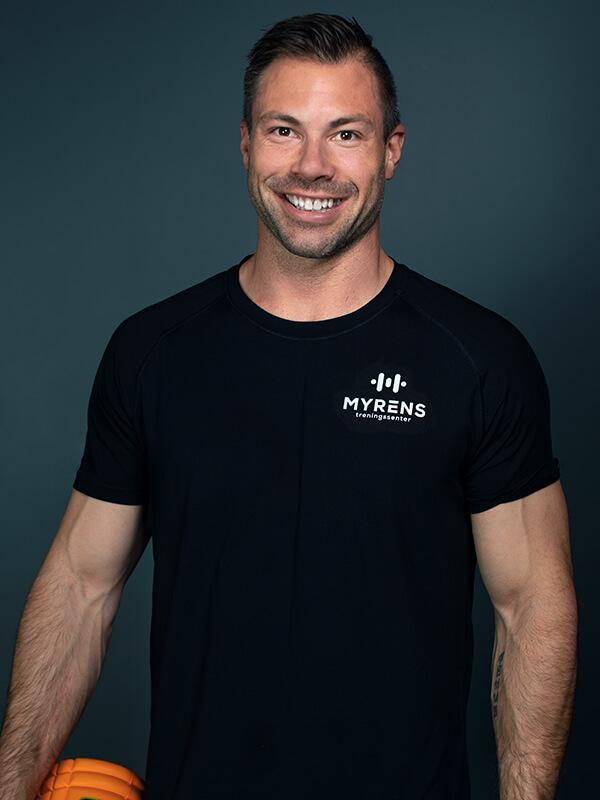 Tommy Lande, Personlig trener hos Myrens Torshov